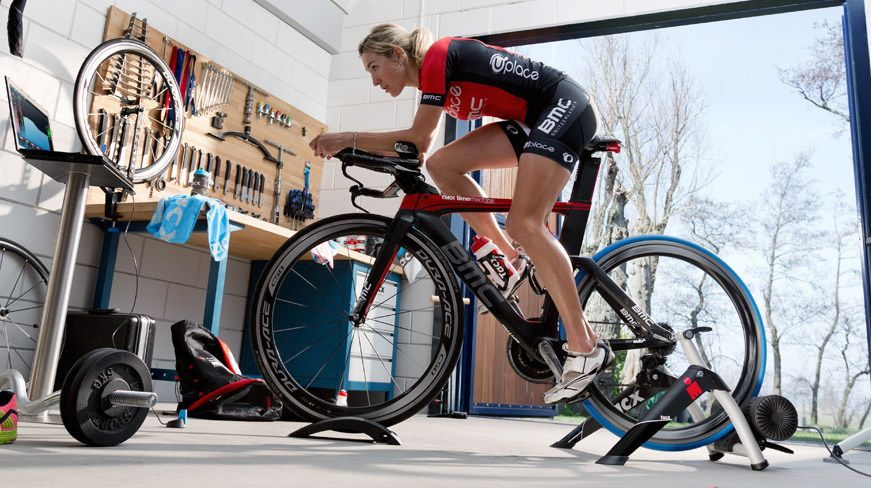 Indoor Training For Cyclists Turbo Training Rollers And Exercise