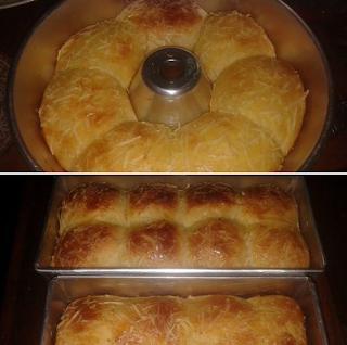 Resep Roti Sobek Empuk Menggunakan Bread Improver Resep Roti Makanan Rotis