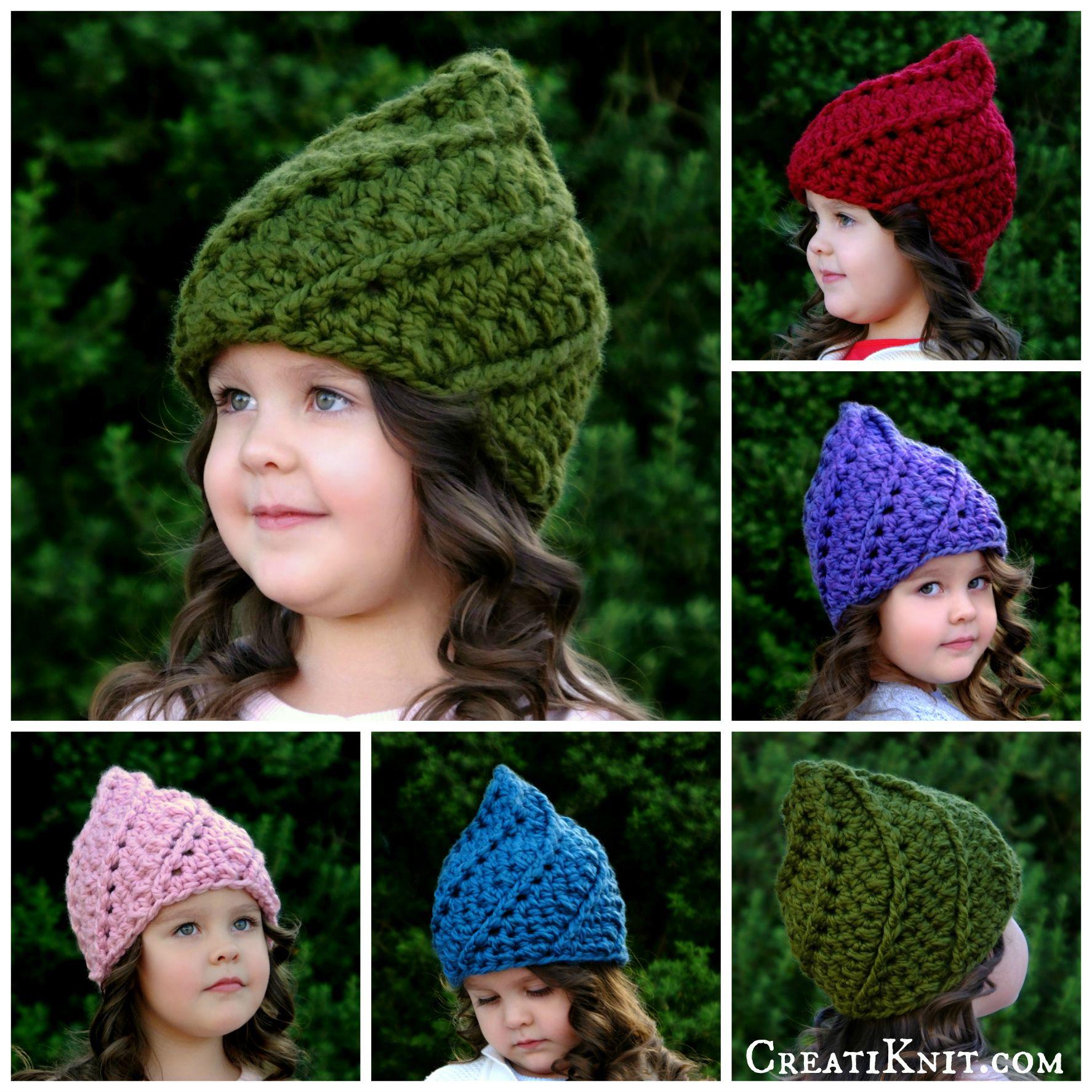b44bf9eeea8  lt 3 The Glenn Gnome hat crochet pattern  lt 3 http