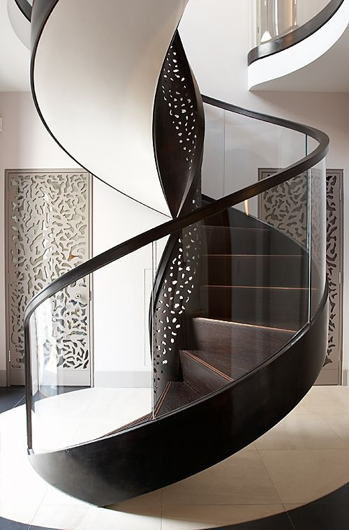 Building · Spiral Staircase ...