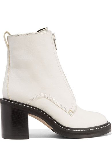 Shop on-sale rag & bone Shelby leather ankle boots. Browse other discount  designer Boots & more on The Most Fashionable Fashion Outlet, THE OUTNET.