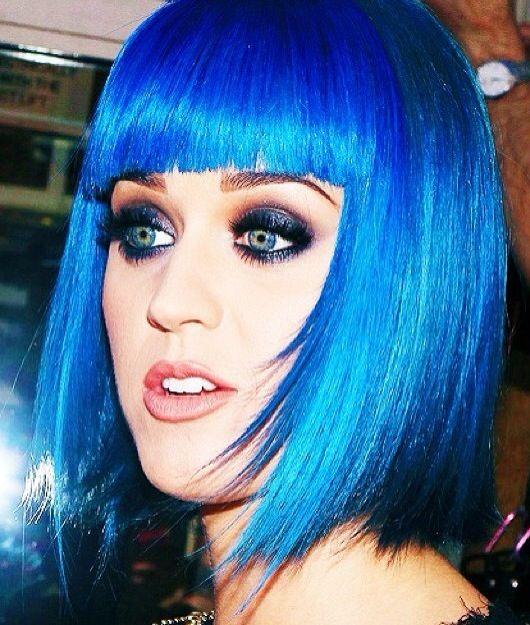 katy perry feeling blue. #colorintensity