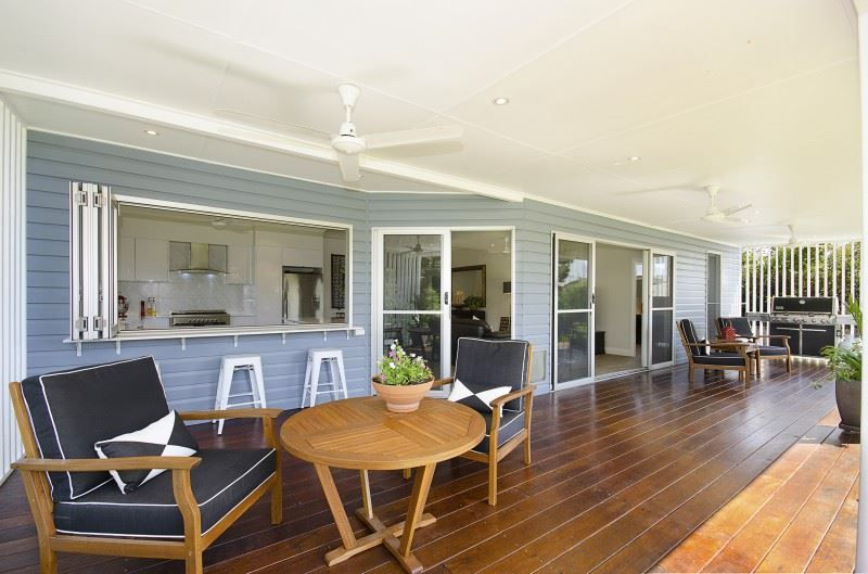 Kitchen open deck queenslander google search extending for Queenslander kitchen ideas