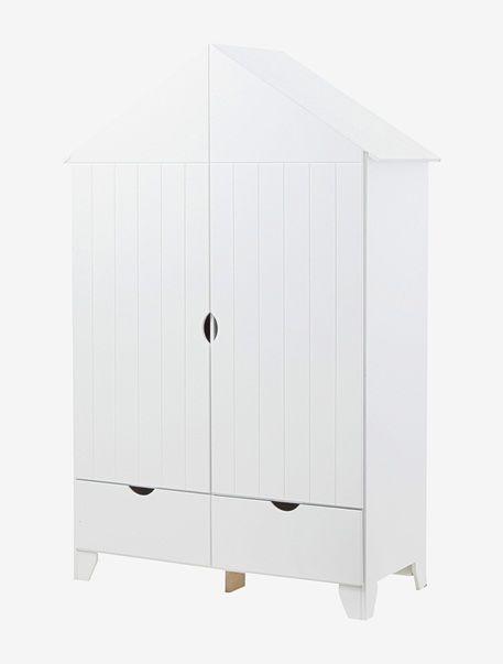 Armoire 2 Portes Holidays Xl Vertbaudet Enfant Locker Storage Armoire Home Decor