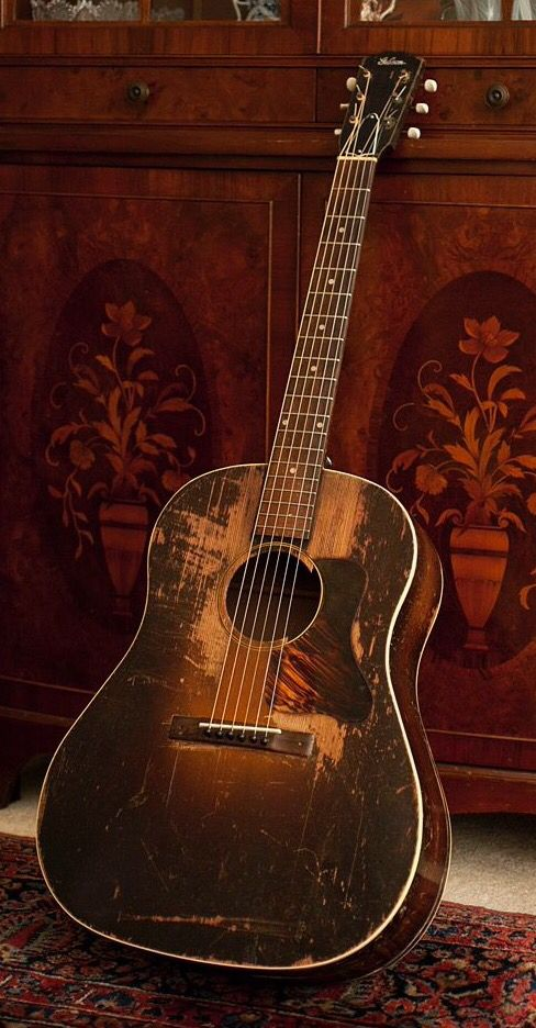 Vintage Gibson Guitar Gibson Acoustic Acoustic Guitar Photography