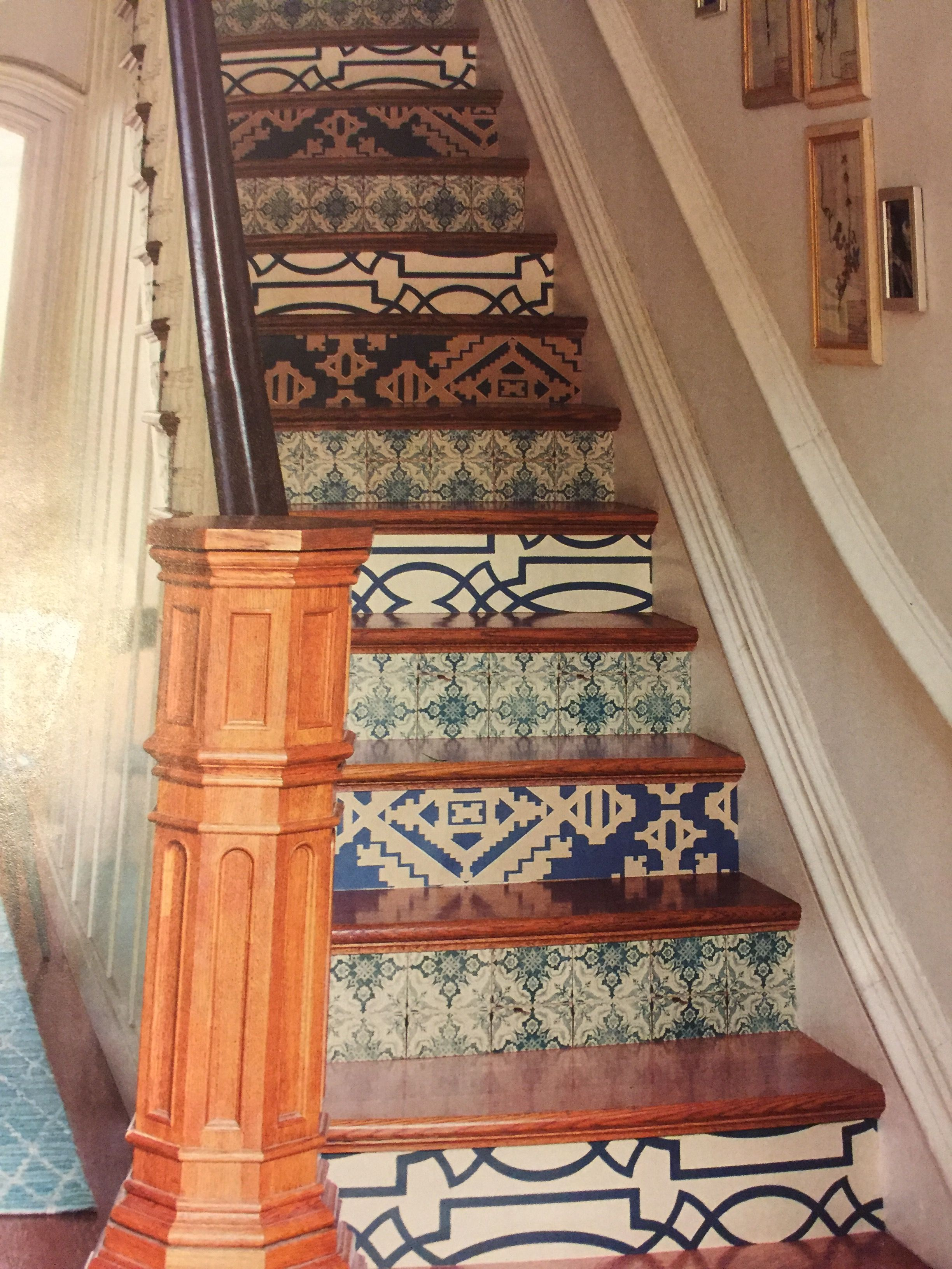 Stair inspiration | Stairs, Home, Home decor