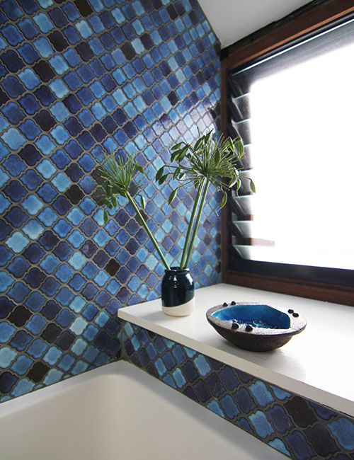 Bathroom Tile A Confidently Simple Home In Australia Design Sponge Bathroom Design Decor Tile Tub Surround Simple House