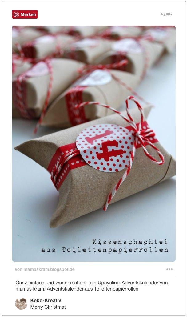 Photo of 10 Ideen für Adventskalender zum Selberbasteln