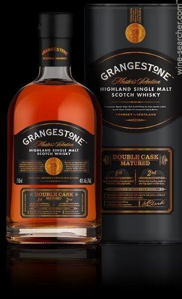 grangestone master s selection double cask matured single malt