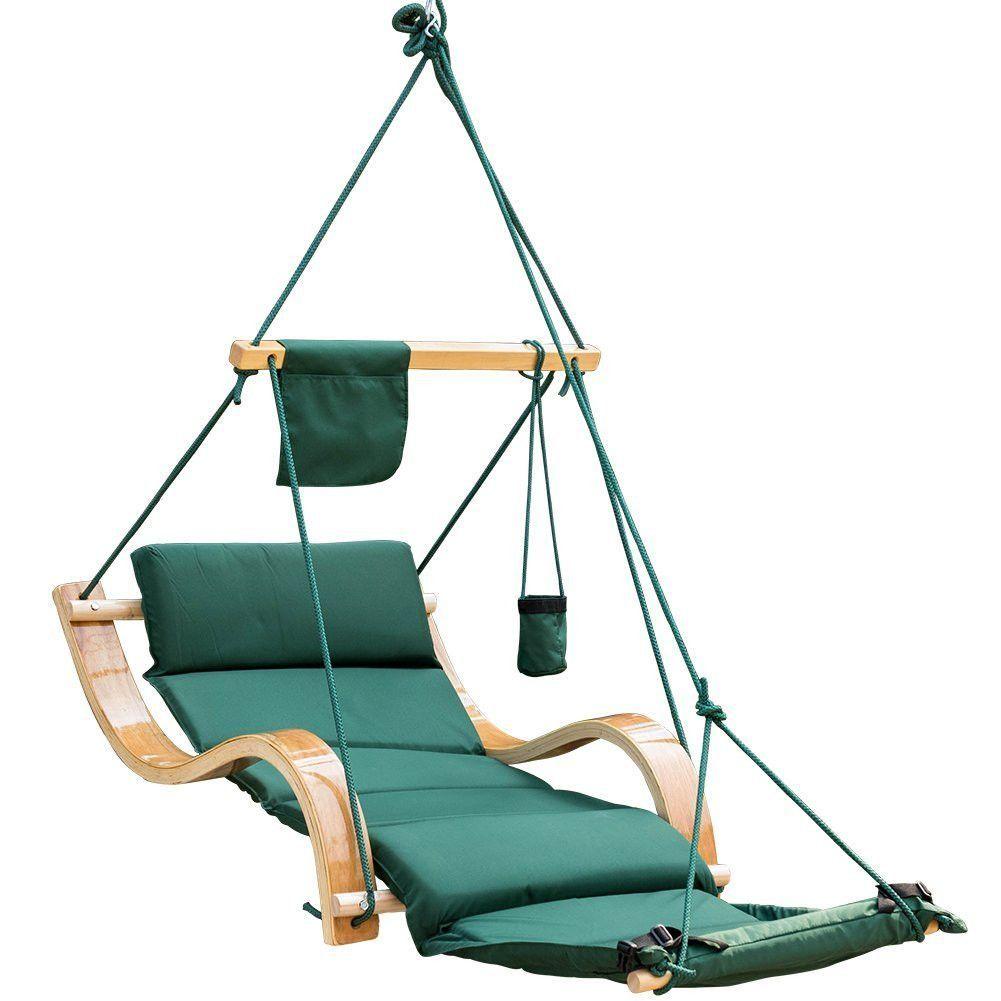 Deluxe hanging hammock lounger chair pinterest hammock chair