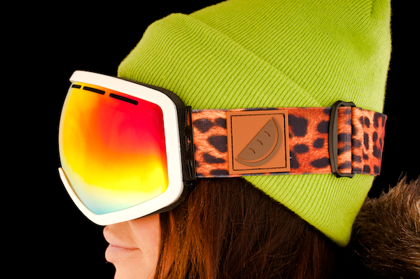 674a8df3e8bd Melon Optics custom ski goggles. Design your own pair at   www.melonoptics.co.uk design-your-own-goggles   snowboarding  winterfashion   leopardprint  goggles