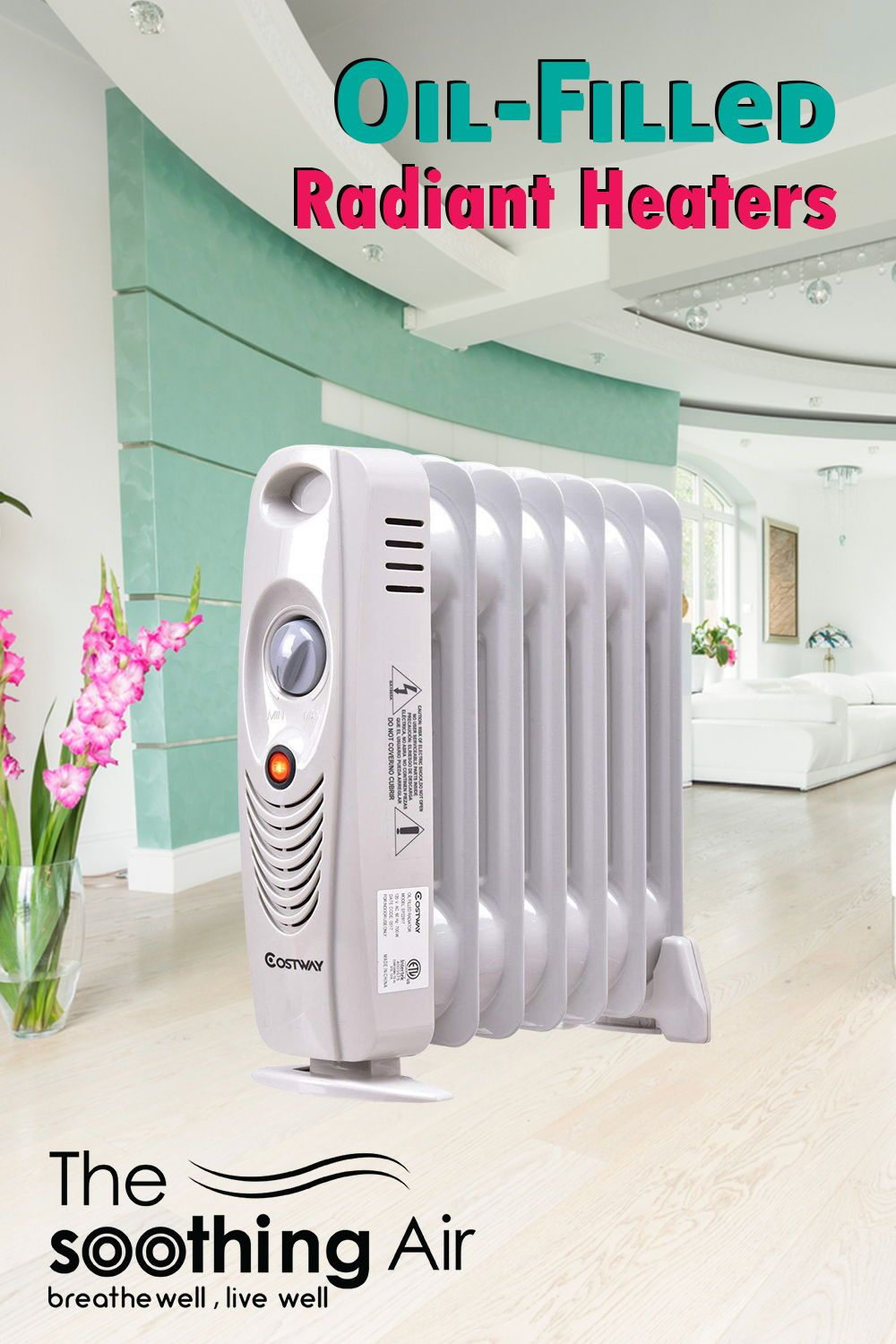 Top 10 Oil Filled Radiant Heaters Feb 2020 Reviews And Buyers Guide With Images Oil Heater Radiant Heaters Heater