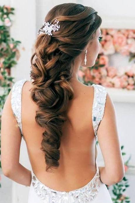 Peinados Para Una Boda Civil Peinados Bellos Peinado Y Maquillaje Peinados De Novia