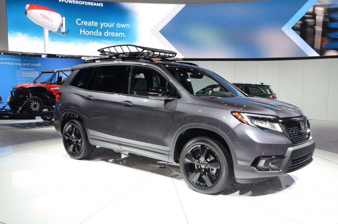 8 Image 2020 Honda Passport Specs in 2020 Honda passport