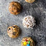 No Bake Energy Bites 7 Ways