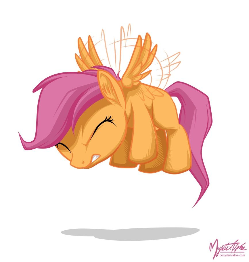 Scootaloo Flying By Mysticalpha On Deviantart Little Pony Pony My Little Pony Make your own images with our meme generator or animated gif maker. scootaloo flying by mysticalpha on
