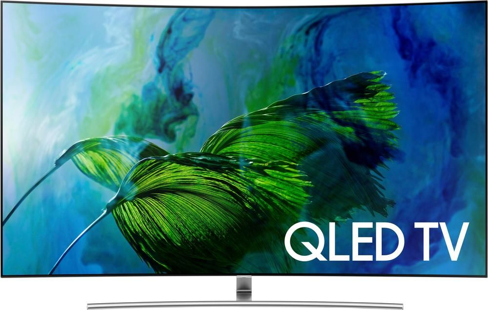 Samsung 55 Class 54 5 Diag Led Curved 2160p Smart