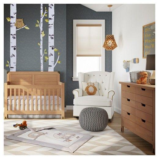 Treehouse Nursery Room Target Gender Neutral Nursery Nursery