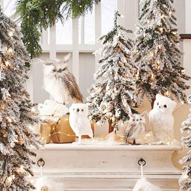 Decorations De Noel A L Americaine Plus De 50 Idees Super A Reproduire Decoration Noel Deco Noel Idee Deco Noel