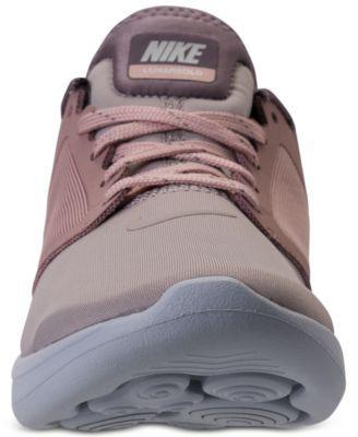 Nike Women's LunarSolo Running Sneakers from Finish Line - Brown 10