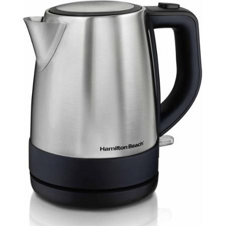 Beach 1 L Stainless Steel Electric Kettle