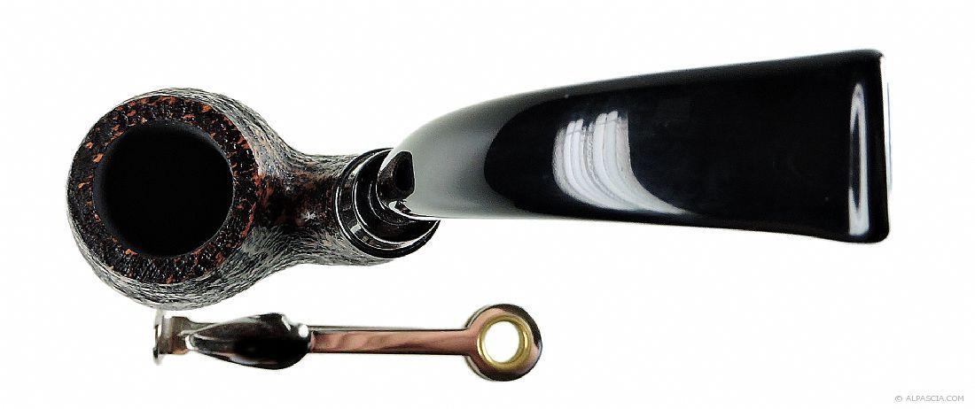 Brebbia Duo Filter Sabbiata - pipe 039 - Brebbia 039 - Alpascia