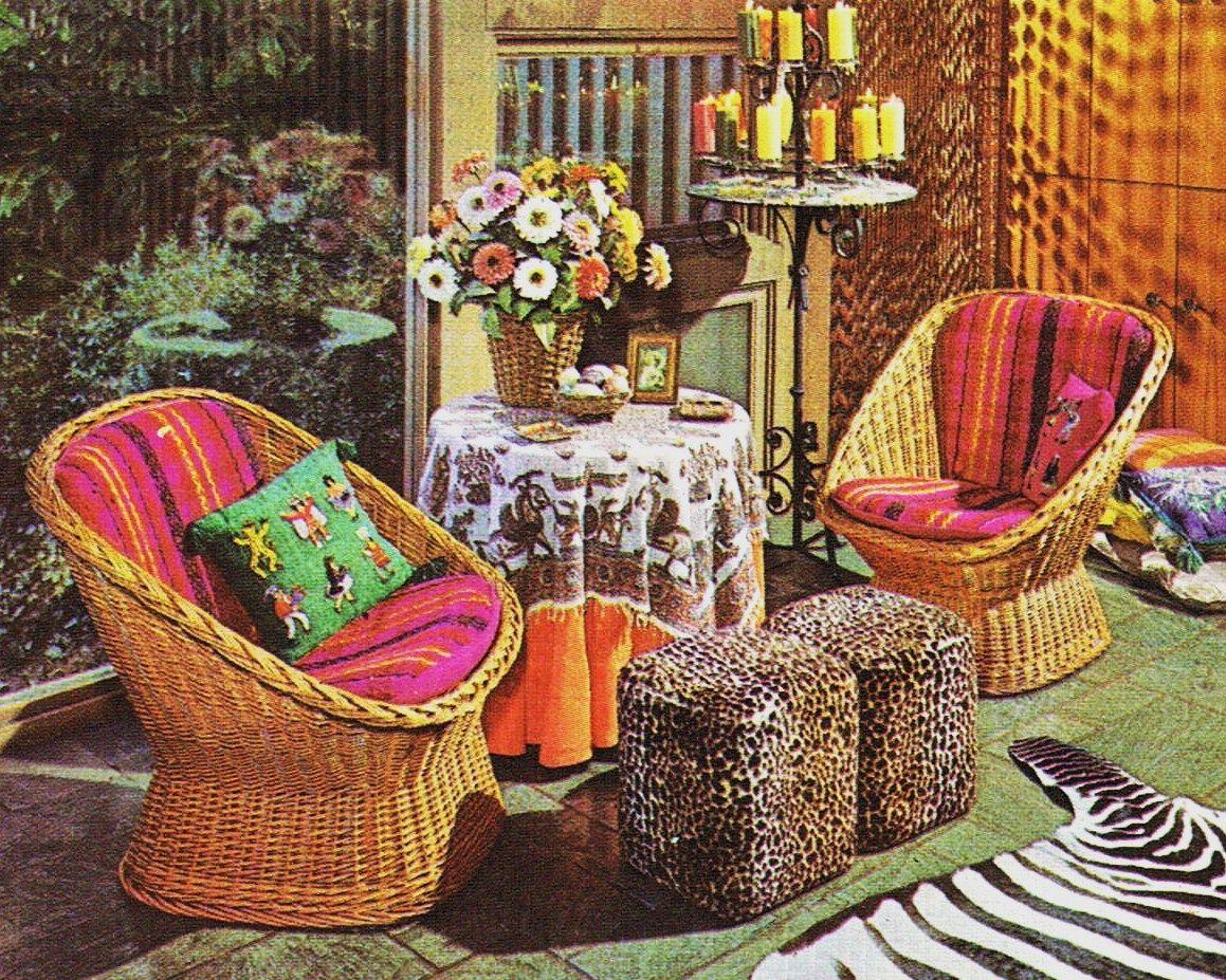 7 Popular Siding Materials To Consider: 1970's Boho Style - Better Homes & Gardens
