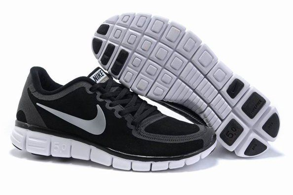 a45251580a56 Buy Hot Sale Nike Free Suede Mens Black Silver with best discount.All 2014 Nike  Free Suede shoes save up.