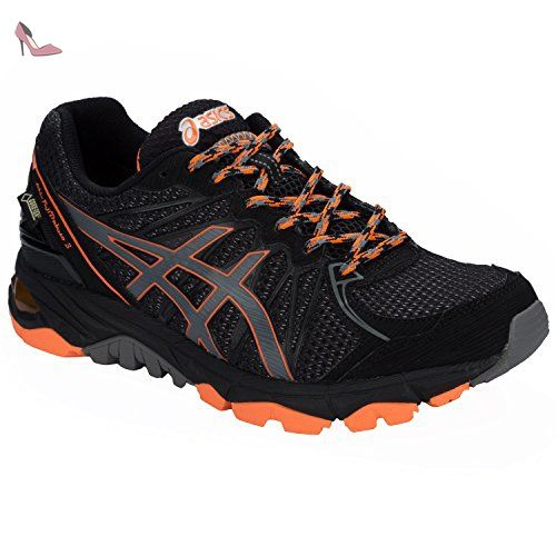Chaussures De Course Running Asics Gel Fuji Trabuco...V5 Femme