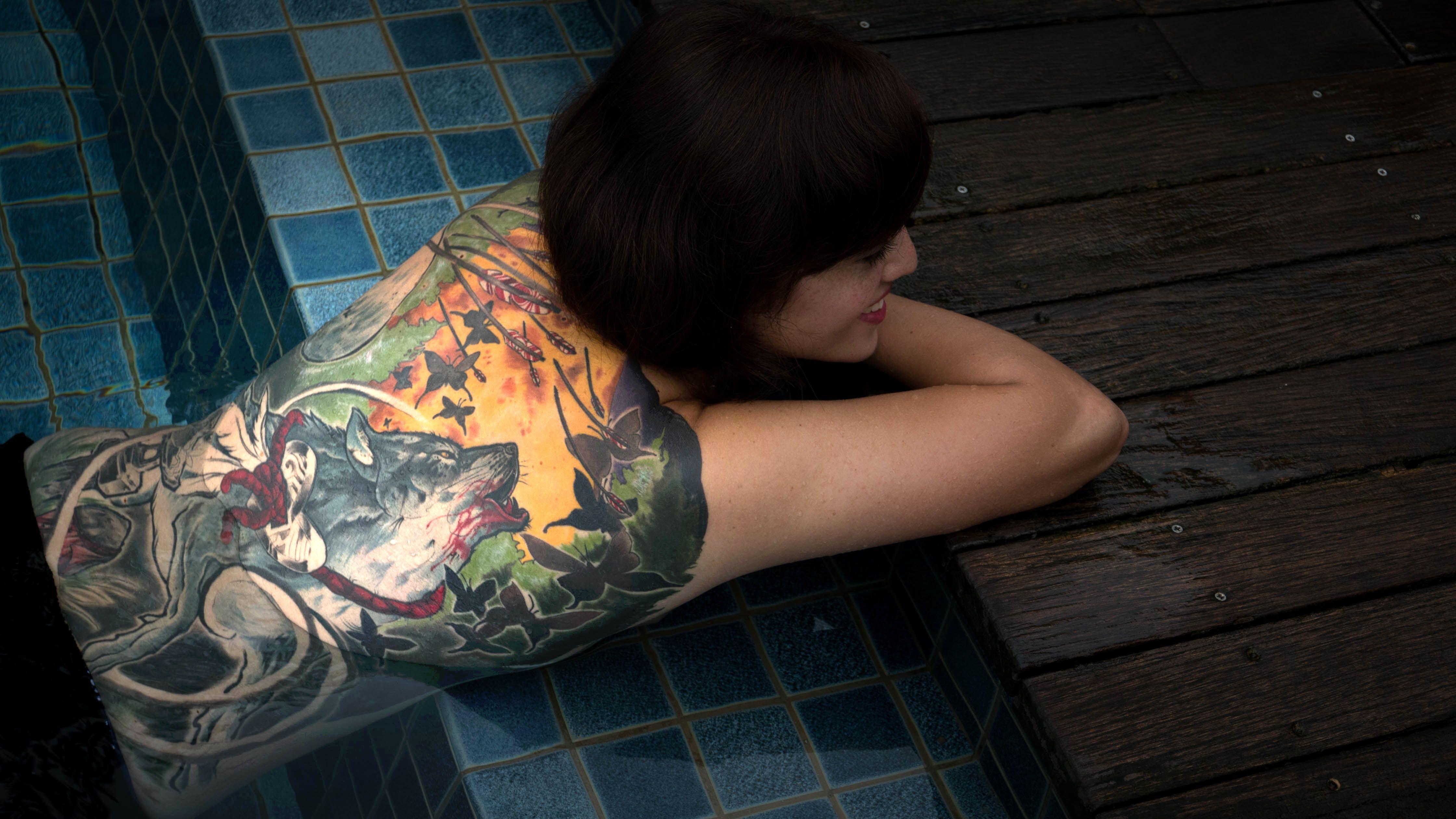 Tattoo Tattoos Ink Inked Inkedup Japanese Japanesetattoo Irezumi Horimono Shisei Wabori Illustra Singapore Tattoo Comic Book Tattoo Japanese Tattoo