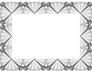 Vector illustration of detailed certificate border sri lanka vector illustration of detailed certificate border yadclub Images