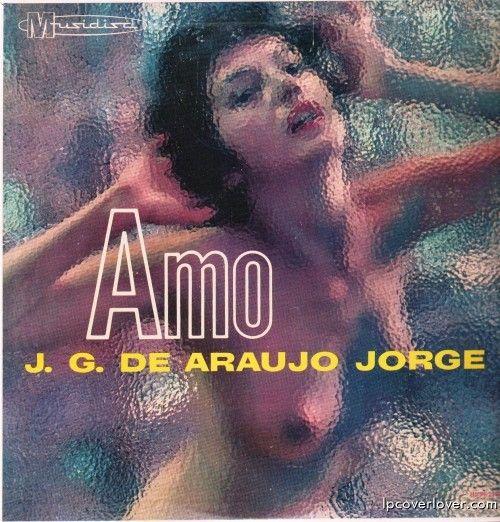 Vintage nude album cover art 13