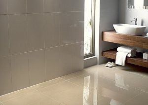 Polished porcelain tiles from CP Group - a practical flooring ...