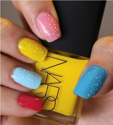 Hot Nail Polish Colors for Summer 2012