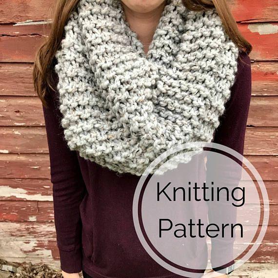 Winter Cowl Knitting Pattern   вязаные шапки   Pinterest
