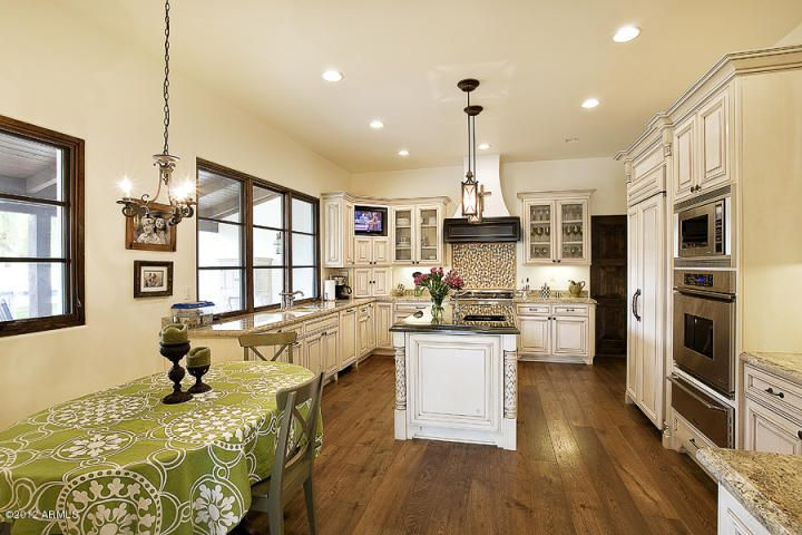 Spanish santa barbara style kitchen kitchens pinterest for Santa barbara kitchens