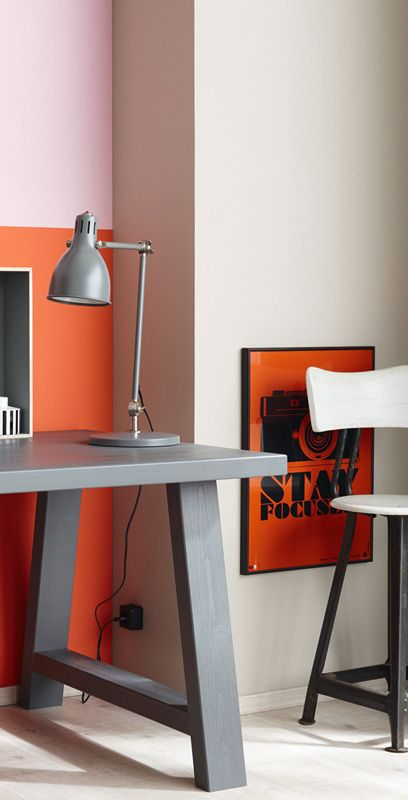 Trendfarbe Moon – SCHÖNER WOHNEN-FARBE | Living room | Pinterest ...