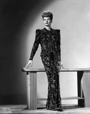 Before she become one of history's most iconic comediennes, Lucille struggled to find success in act... - Provided by House Beautiful