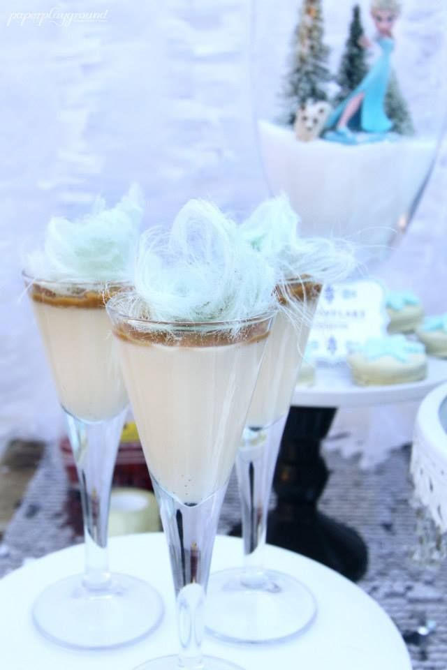 A Frozen Themed Party