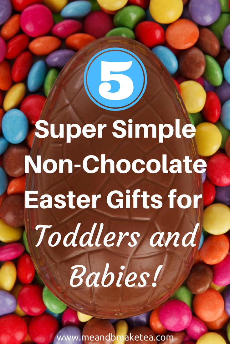 5 super simple non chocolate easter gifts for toddlers and babies negle Gallery