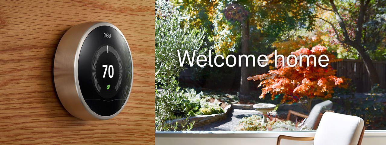 Nest Learning Thermostat Nest learning thermostat