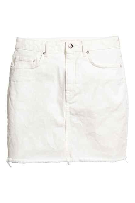 7e16d74d5bef Camiseta de manga larga in 2019   Fashion   Pinterest   White denim ...