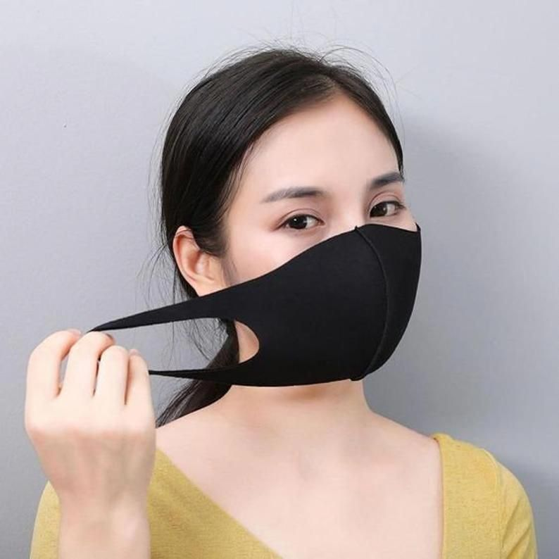 Photo of no sew face mask on facebook