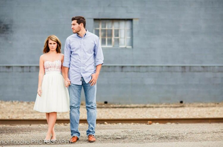 Engagement photos by Nick Finochio Photography - Wedding Photographer
