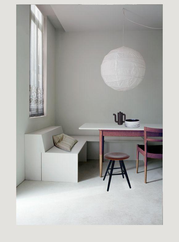hoekbank ideeen pinterest hoekbank huisdecoratie en thuis
