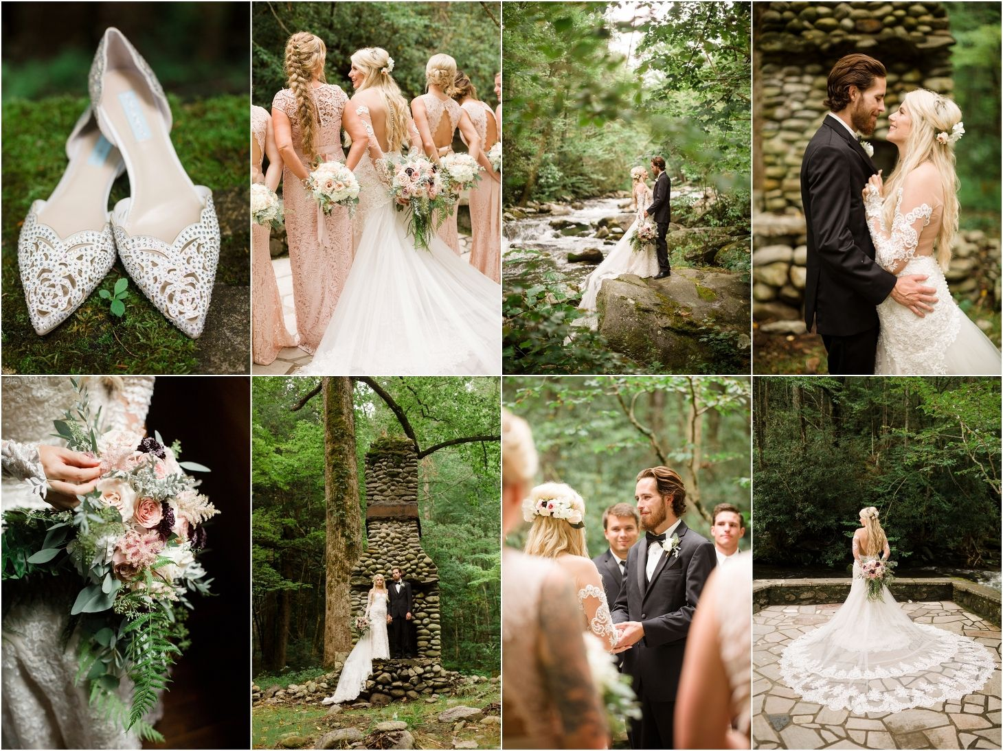 Pin On Great Smoky Mountains National Park Wedding