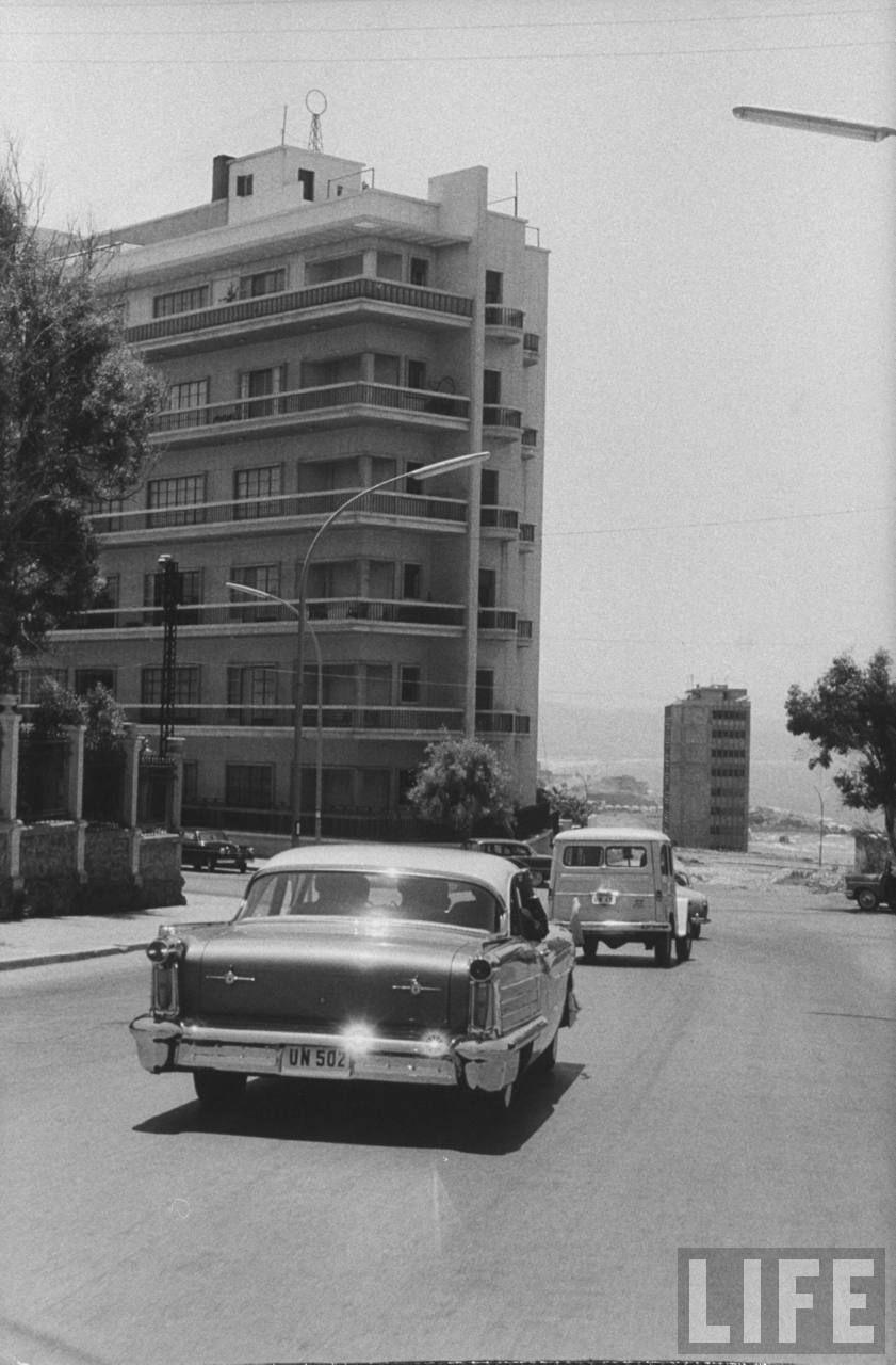 Verdun 1958 Copyright LIFE Magazine Beirut Pinterest