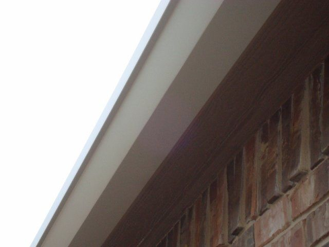Straight Faced Gutters By Quality Gutter Systems Gutters House Roofing