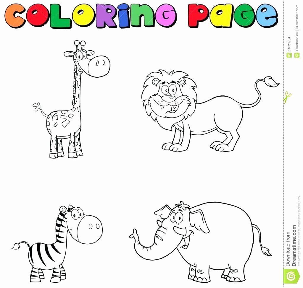 Coloring Book Jungle Animals Elegant Elegant Cartoon Animals Coloring Pages Lovespells Animal Coloring Books Animal Coloring Pages Coloring Pages