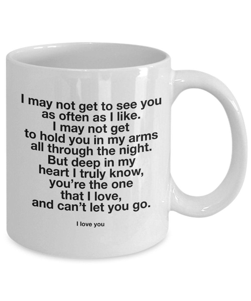 I love you mug wife coffee mug gifts for her gifts for